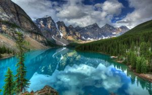 Canada - This best countries to visit It includes the easiest countries to travel to and the best travel destinations for first-timers so that you can start your travel life slowly,