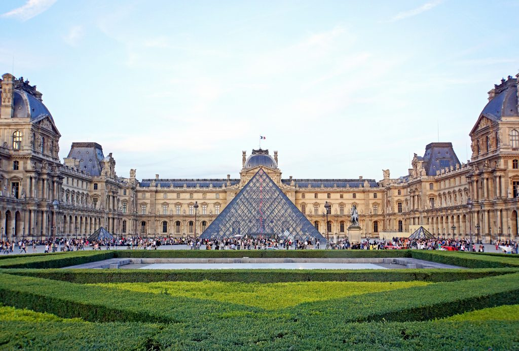 The Louvre The Many Lives Of The Worlds Most Famous Museum