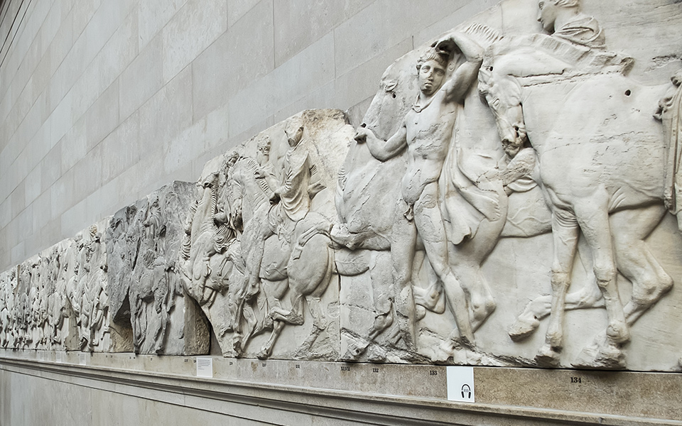 Parthenon Marbles and Sculptures