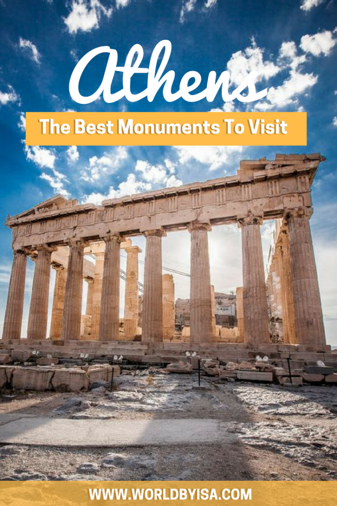 Check here the best Greek monuments to visit in Athens