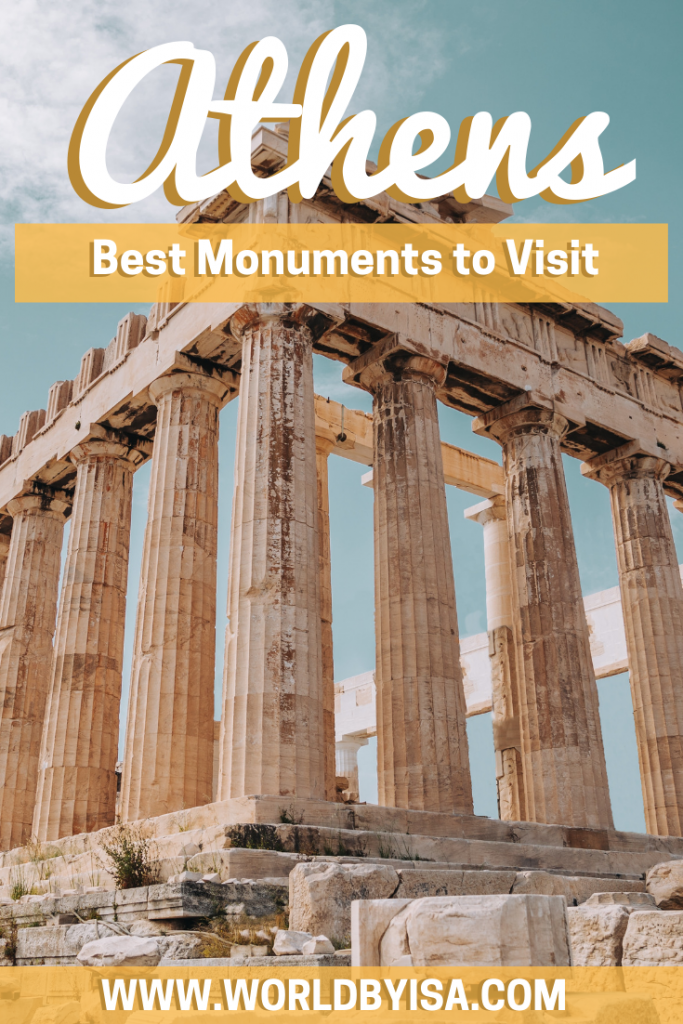 Check the best Greek monuments to visit in Athens.
