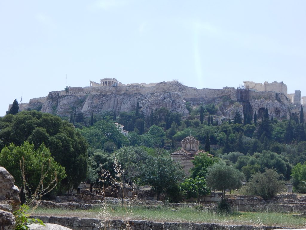 Acropolis - Check here the best Greek monuments to visit in Athens