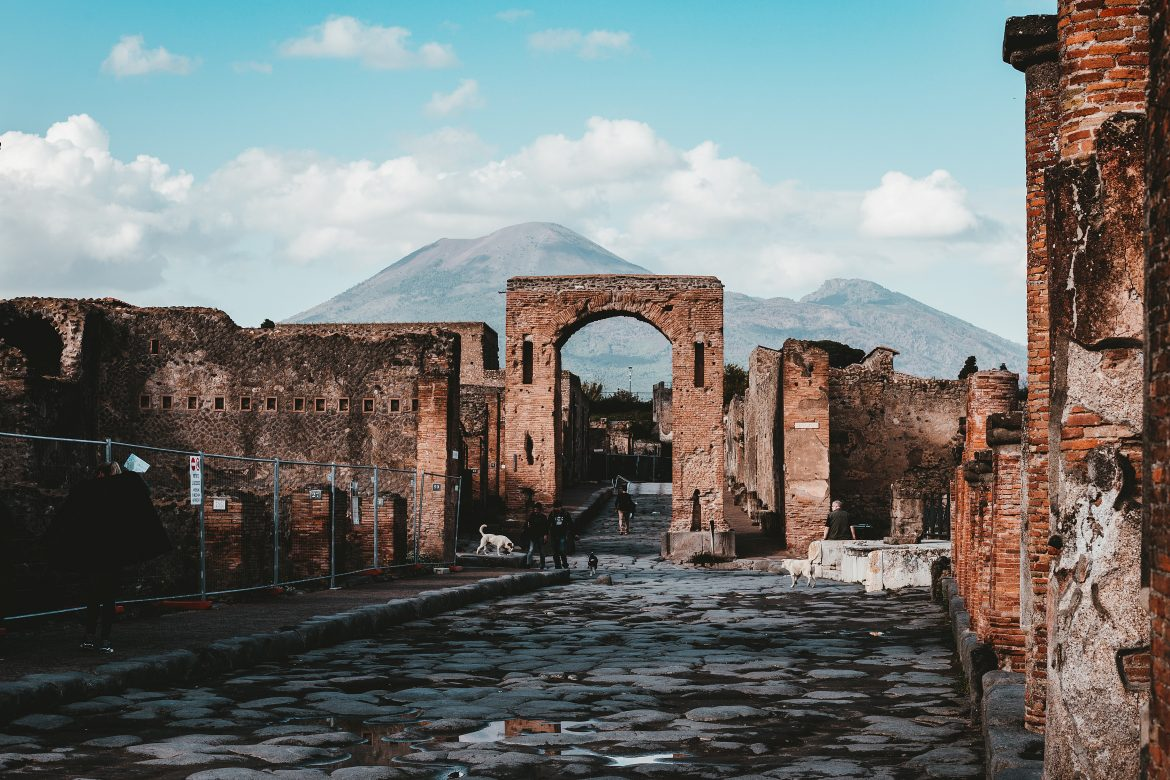 Day Trip from Rome: How to get to Pompeii from Rome by Yourself