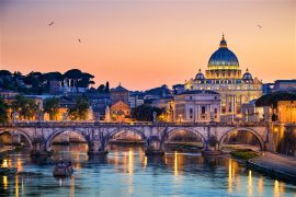 How to get to Rome Termini from Fiumicino Airport