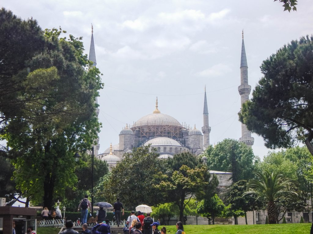 Blue Mosque Sultanahmet Sightseeing