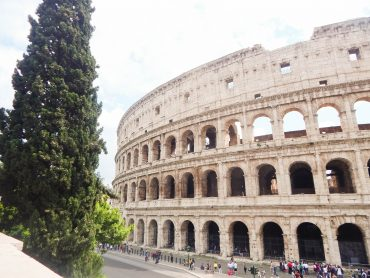 Ancient Rome Monuments