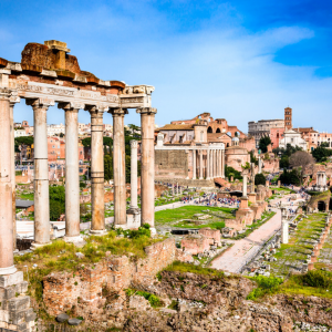 Quick Guide for the Roman Forum and Palatine Hill