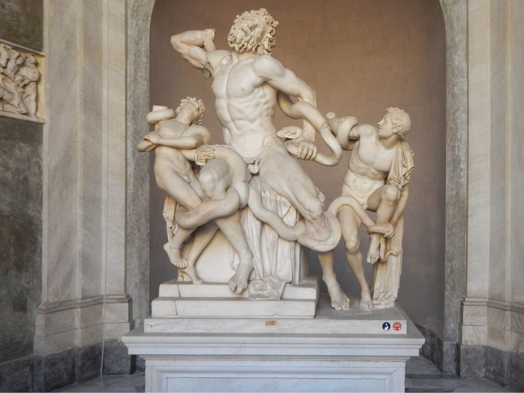 Laocoön and His Sons`