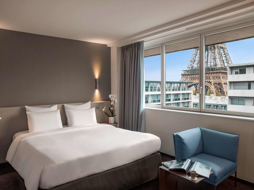Pullman Paris Hotels with Eiffel Tower View