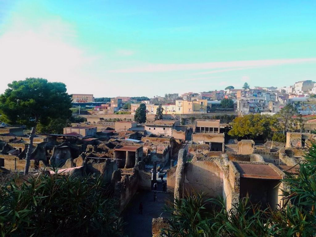 Best Day Trips from Naples - Herculaneum