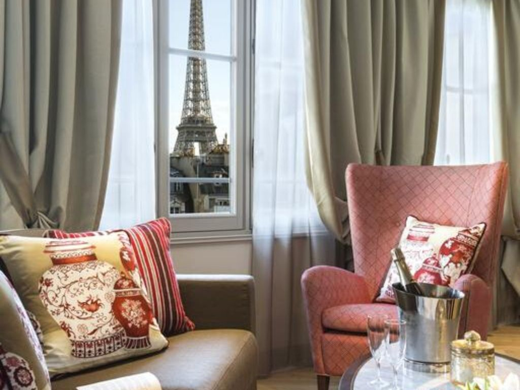 La Clef Tour Eiffel Hotels with Eiffel Tower View