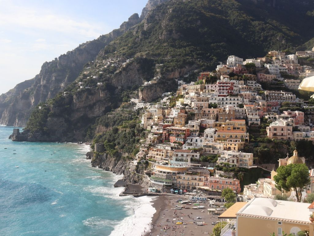 Best Day Trips from Naples - Positano