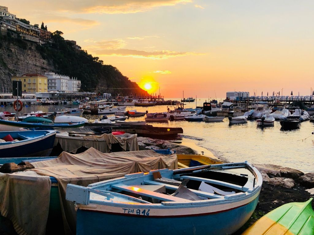 Best Day Trips from Naples - Sorrento