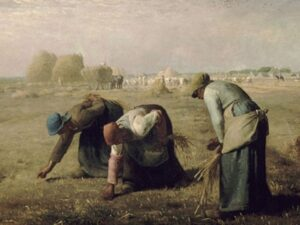 The Gleaners musee d orsay