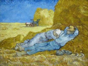 The Siesta musee d orsay